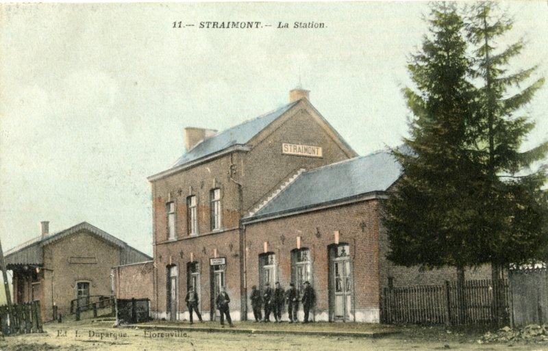 Gare de Straimont