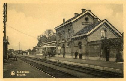 Gare de Sleidinge