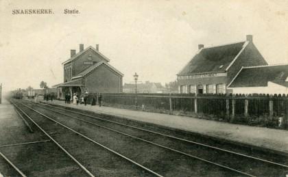 Gare de Snaaskerke (Snaeskerke)