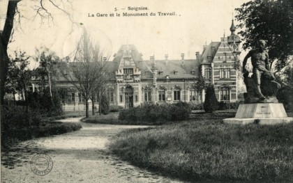 Gare de Soignies