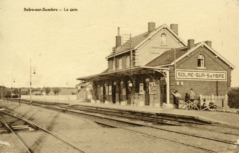 Gare de Solre-sur-Sambre