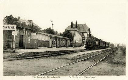 Gare de Sourbrodt
