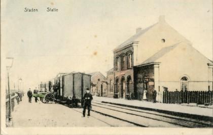 Gare de Staden - Staden station