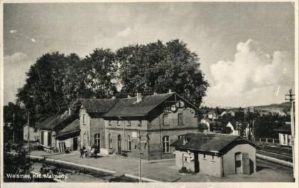 Gare de Waimes (Weismes)