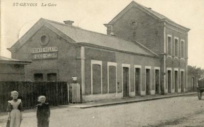Gare de Sint-Denijs-Helkijn - Sint-Denijs-Helkijn station