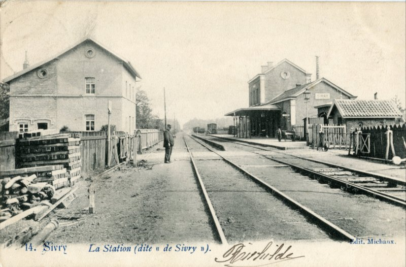Gare de Sivry