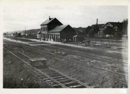 Gare de Senzeille