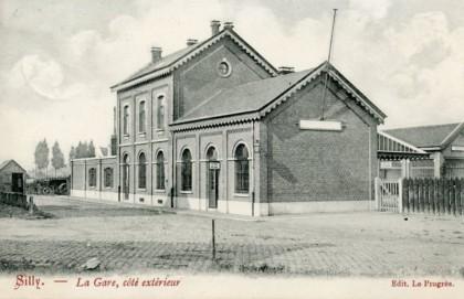Gare de Silly