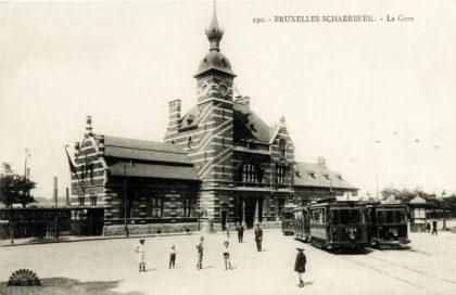 Gare de Schaerbeek