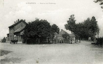 Gare de Schaffen
