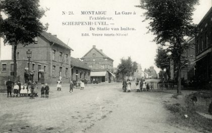 Gare de Scherpenheuvel - Scherpenheuvel station