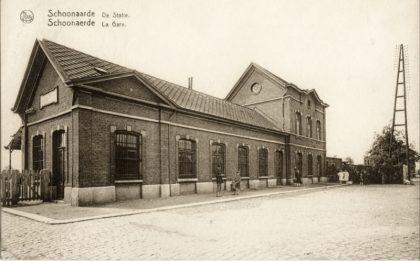 Gare de Schoonaarde