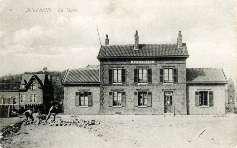 Gare de Sclessin