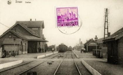 Gare de Sinaai - Sinaai station