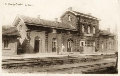 Gare de Sint-Denijs-Boekel - Sint-Denijs-Boekel station