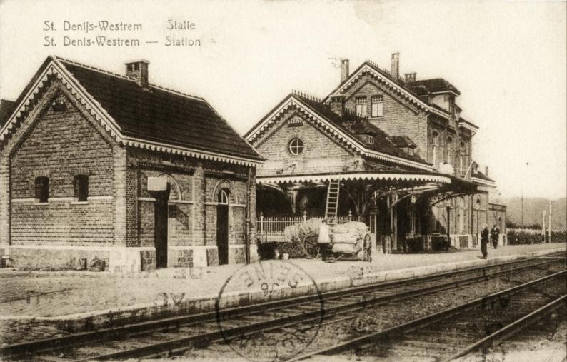 Gare de Sint-Denijs-Westrem - Sint-Denijs-Westrem station