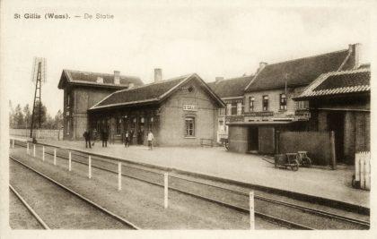 Gare de Sint-Gillis Waas - Sint-Gillis Waas station