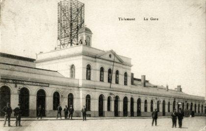 Gare de Tirlemont - Tienen station