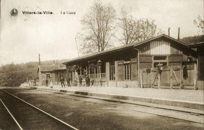 Gare de Villers-la-Ville
