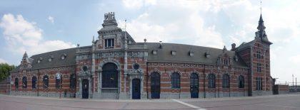 Gare de Saint-Ghislain - 2010