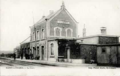 Gare de Saint-Gérard