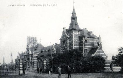 Gare de Saint-Ghislain