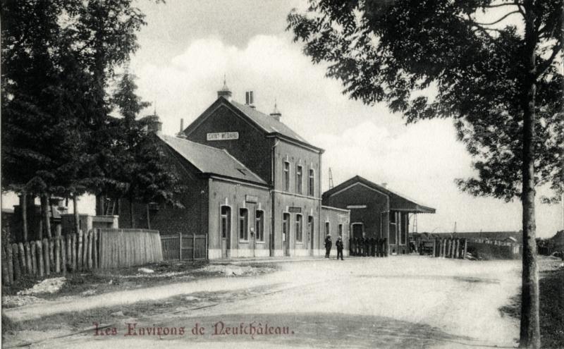 Gare de Saint-Médard