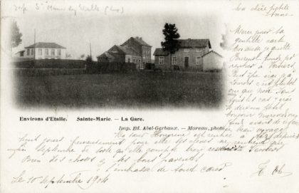 Gare de Sainte-Marie-sur-Semois