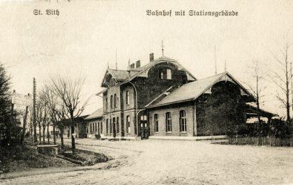 Gare de Saint-Vith (Sankt-Vith)