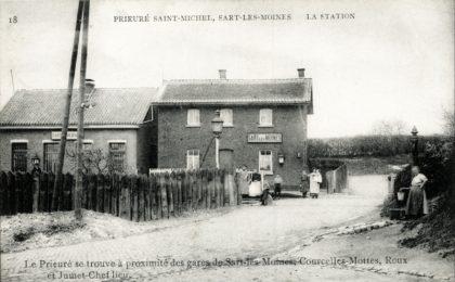 Gare de Sart-les-Moines
