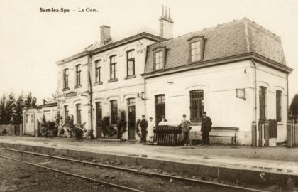 Gare de Sart-lez-Spa