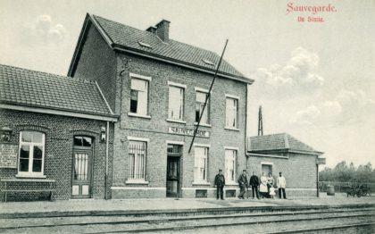 Gare de Sauvegarde