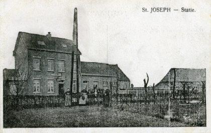 Gare de Saint-Joseph - Sint-Jozef station