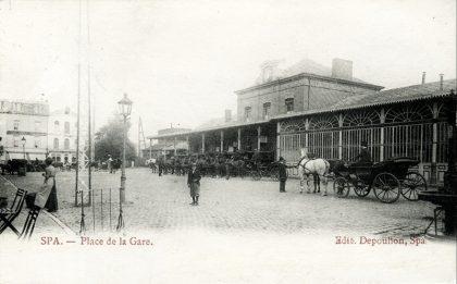 Gare de Spa