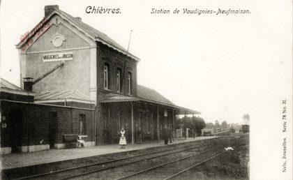 Gare de Vaudiginies-Neufmaison