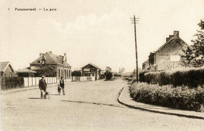 Gare de Ville-Pommeroeul