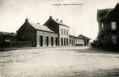 Gare de Virton-Ville
