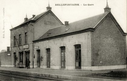 Gare de Saint-Vincent - Bellefontaine