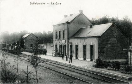 Gare de Saint-Vincent - Bellefontaine