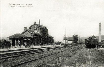 Gare de Romedenne-Surice