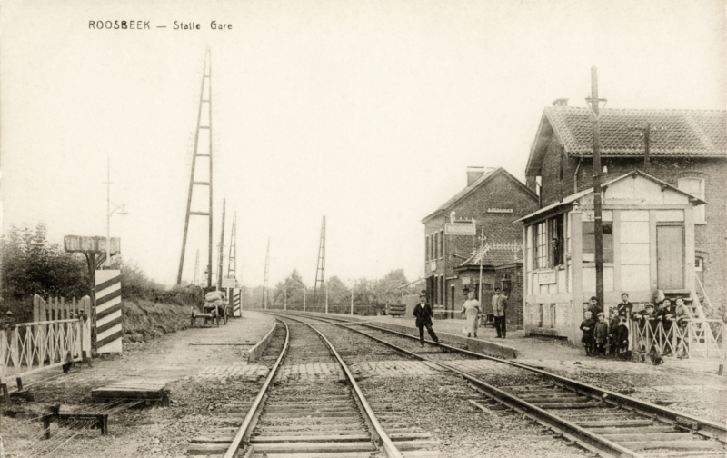 Gare de Roosbeek - Roosbeek station