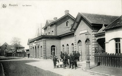 Gare de Roulers - Roeselare station