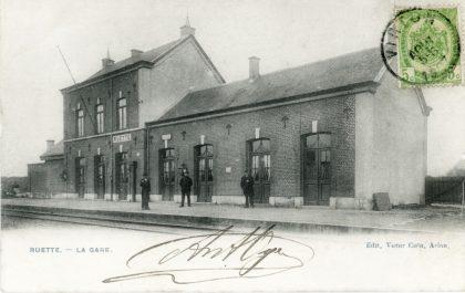Gare de Ruette