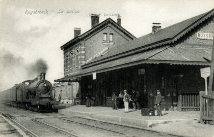 Gare de Ruisbroek - Ruisbroek station