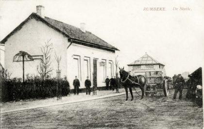 Gare de Rumbeke - Rumbeke station