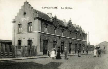 Gare de Zaventem (Saventhem) - Zaventem (Saventhem) station