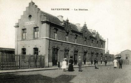 Gare de Zaventem (Saventhem) - Zaventem (Saventhem) station