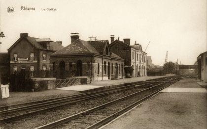 Gare de Rhisnes