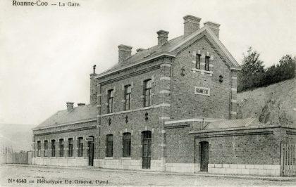 Gare de Roanne-Coo