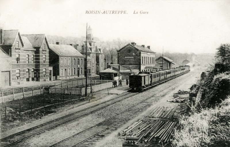Gare de Roisin-Autreppe